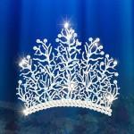 Vẻ đẹp lộng lẫy của chiếc vương miện Hoa hậu Đại Dương VN trị giá 1,6 tỷ