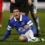Người tình hoa hậu ban phép màu giúp sao Everton hồi phục thần kỳ