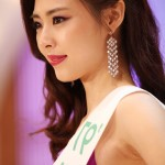 Lee Yeon Hee rạn rỡ nhận vai Hoa hậu phim Miss Korea