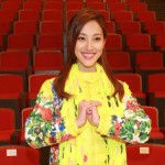 Hoa hậu Hong Kong tươi tắn rạng ngời trước ống kính